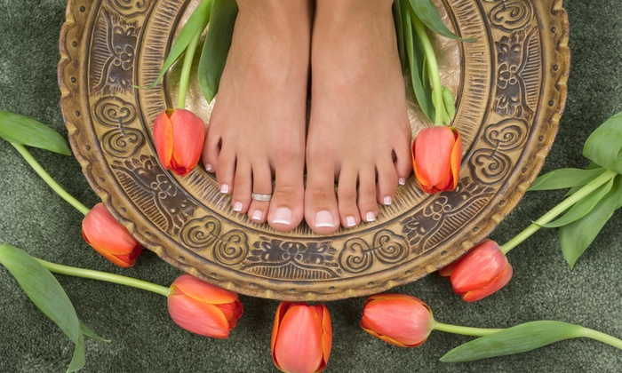 Mani Pedi Perks - Elk Grove: $13 for $25 Worth of Pedicures — Mani Pedi Perks