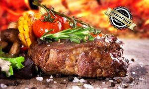 MIDAS Restaurant: 5-Gänge-Steak-Menü inklusive Hugo für 2 oder 4 Gäste im Restaurant Mida's ab 39,90 € (bis zu 57% sparen*)