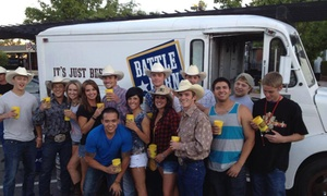 Cowboy Crawl: Admission for Two or Four for Cowboy Crawl on June 11 (40% Off)