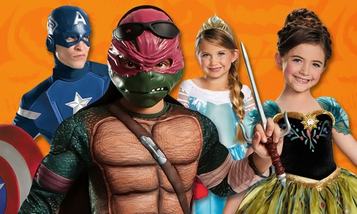Halloween Adventure: $20 for $40 Towards Halloween Costumes, Decorations, and Accessories at Halloweenadventure.com