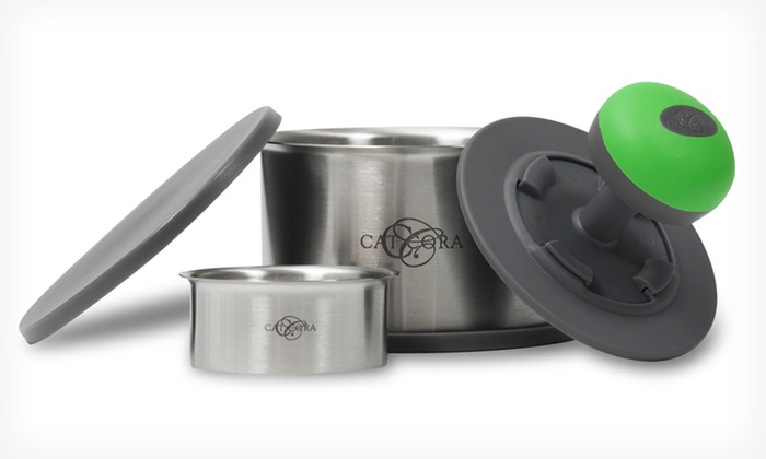 Cat Cora by Starfrit Stainless-Steel 2-in-1 Burger Press: $9.99 for Cat Cora by Starfrit Stainless-Steel 2-in-1 Burger Press ($16.99 List Price). Free Returns.
