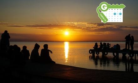 Valencia: estancia de 6 noches de D - S, curso de español y actividades hasta 6 pers en Escuela Albufera desde 17 €