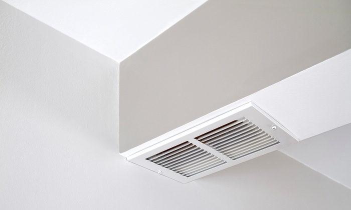 The Duct Guy - Alpine Place: Air-Duct Cleaning for Up to Seven Vents with Complete Furnace Cleaning or Dryer Vent Cleaning (Up to 86% Off)