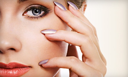 Spa Manicure, Olive Spa Pedicure and 60-Minute European Facial (a $170 value) - True Grace Spa & Nail in New Canaan