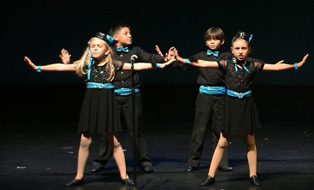 1 Month of Acting, Voice, Dance, or Junior Performing Classes - KU Studios in Tucson