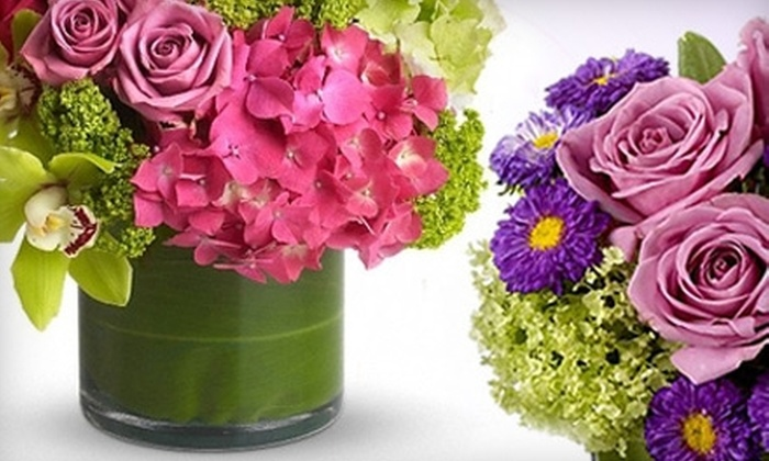 Crump's Garden - Dallas: $20 for $40 Worth of Floral Arrangements at Crump's Garden in McKinney