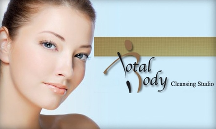 Total Body Cleansing Studio - Cooper Young Community Association: $40 for Colon Hydrotherapy, Ionic Footbath, or Cellulite Treatment at Total Body Cleansing Studio (Up to $99 Value)