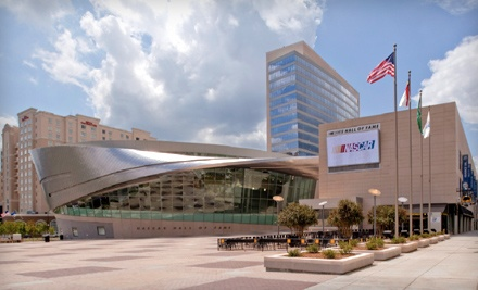 The NASCAR Hall of Fame - The NASCAR Hall of Fame in Charlotte