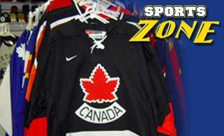 $40 Groupon to LaSalle Sports Zone  - LaSalle Sports Zone  in Windsor