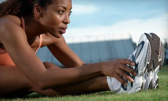 Heart In Sol - Greensboro: $40 for One Month of Outdoor Boot-Camp Classes at Heart In Sol in Greensboro ($179 Value)