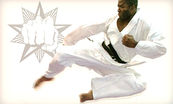 Olympic Karate & Sports Center - Meyerland Area: $19 for 20 Karate or Kata Lessons for Adults or Children at Olympic Karate & Sports Center ($200 Value)