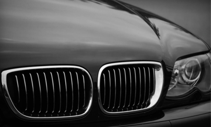 Fynall Finish - Summerville: $33 for Mobile Mini-Detail Service from Fynall Finish ($69.99 Value)