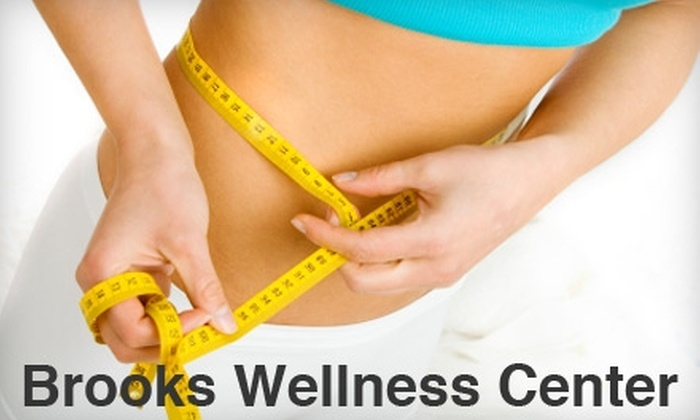 Brooks Wellness Center - 50 Penn West: $99 for Initial Consultation and Phases One and Two of the hCG Weight Loss Program at Brooks Wellness Center ($350 Value)
