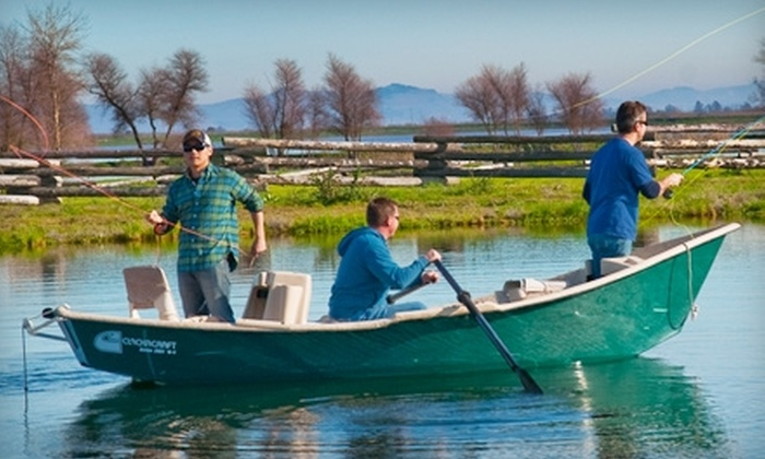 Leland Fly Fishing Ranch - Sonoma: $30 for a Two-Hour Introduction to Fly-Fishing Class at Leland Fly Fishing Ranch ($60 Value)
