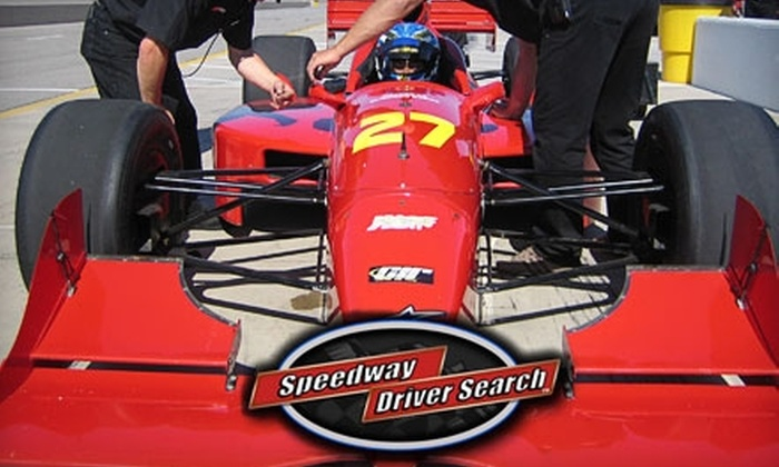 Speedway Driver School - Fountain Valley: $245 for a Half-Day Formula 2000 Class and Driving Experience at Speedway Driver School ($495 Value)