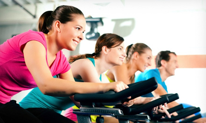 Modesto Court Room Fitness - Pomona Villa: Two-Month Single, Couple, or Family Membership at Modesto Court Room Fitness (Up to Half Off)