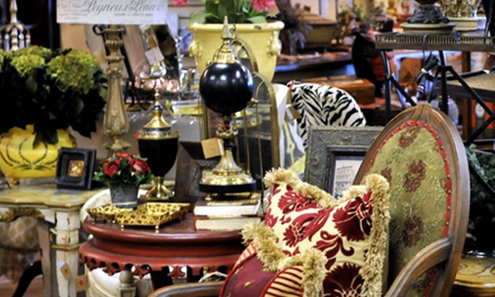 Red Chateau - Central Oklahoma City: $50 for $100 Worth of Furniture, Bedding, Candles, and Home Décor at Red Chateau
