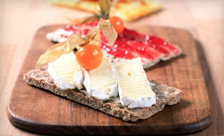 $20 Groupon to Brie & Bleu  - Brie & Bleu  in New London