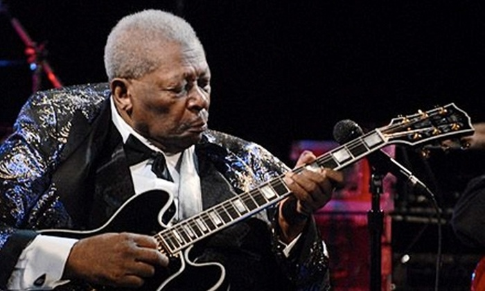 One Ticket to Concert at B.B. King Blues Club & Grill. Sixteen Shows Available.
