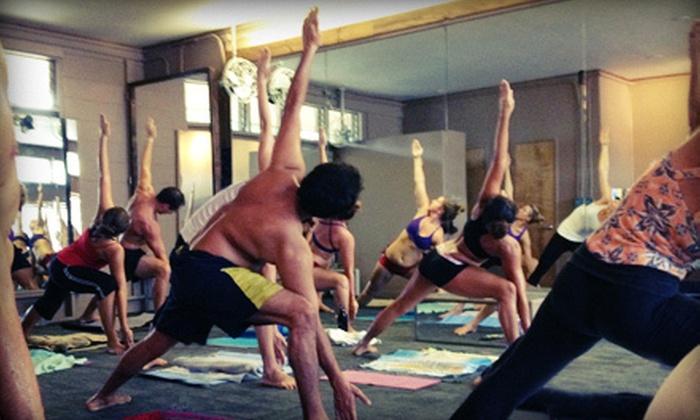Bikram Yoga North Shore - Waialua: 8 or 12 Classes at Bikram Yoga North Shore in Waialua (Up to 58% Off)