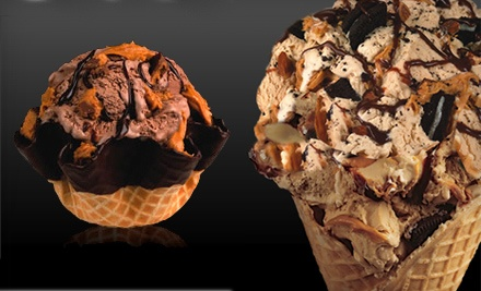 $10 Groupon for Ice Cream - Cold Stone Creamery in Springfield