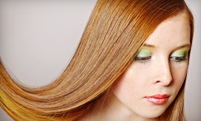 Hot Heads Hair Salon - Gray's Creek Association: One, Two, or Three Keratin Smoothing Treatment at Hot Heads Salon in Cordova (Up to 68% Off)