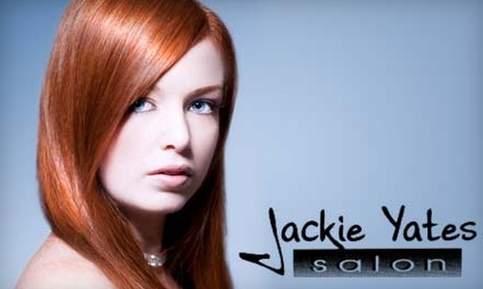Jackie Yates Salon - Dacula-Rocky Creek: $99 for Global Keratin Treatment at Jackie Yates Salon in Dacula ($300 Value)