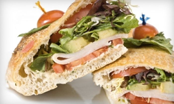 PJ's Deli-Café - Downtown San Jose: $8 for $16 Worth of Fresh Lunch and Breakfast Fare at PJ's Deli-Cafe