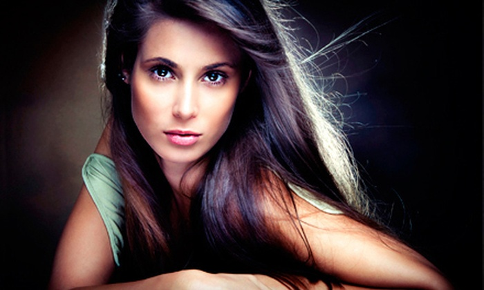Karol at Plush Style Lounge - North Bon Air: One or Two Brazilian Keratin Treatments from Karol at Plush Style Lounge (Up to 69% Off)