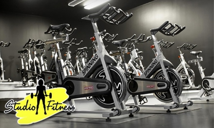 Studio Fitness - D'Iberville: $25 for One-Month Unlimited Access at Studio Fitness ($59 Value)