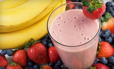 $10 Groupon to Big Island Smoothies - Big Island Smoothies in Grandville
