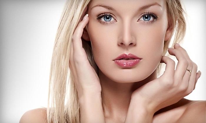 La Peau Day Spa - Chinatown: Skincare Treatments at La Peau Day Spa. Three Options Available.