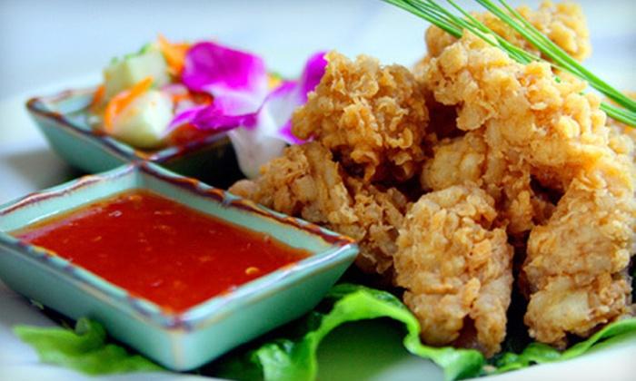 Ele Fine Fusion - Meridian: $15 for $30 Worth of Asian-Fusion Cuisine and Sushi at Ele Fine Fusion
