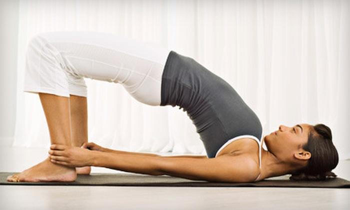 Hot Yoga With Joe - Perrysburg: Three, Six, or Nine Classes at Hot Yoga With Joe (Up to 67% Off)