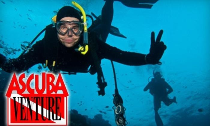 Ascuba Venture - South Side: $10 for a One-Hour Try Scuba Class at Ascuba Venture ($25 Value)