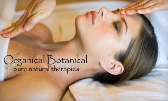 Organical Botanical - East Greenwich: $42 for One of Three Signature Facials at Organical Botanical in East Greenwich (Up to $90 Value)