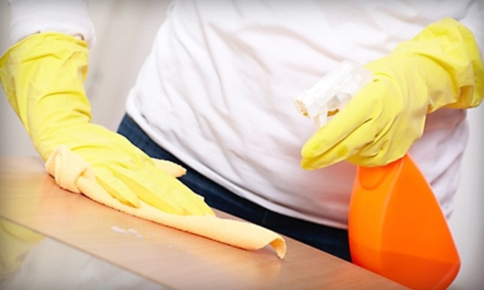 Let It Sparkle - Burlington: $59 for Two Hours of Home Cleaning Services from Let It Sparkle ($148.48 Value)