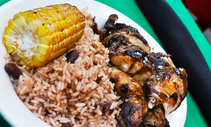 Chef Rob's Caribbean Cafe - Sandy Springs: Caribbean and International Food for Two or Four at Chef Rob's Caribbean Cafe (Up to 44% Off)