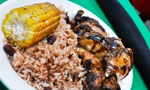 Chef Rob's Caribbean Cafe: Caribbean and International Food for Two or Four at Chef Rob's Caribbean Cafe (Up to 52% Off)