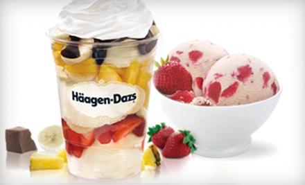 $10 Groupon to Haagen-Dazs - Haagen-Dazs in Winter Park