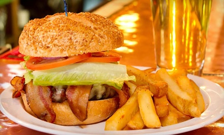 $12 Groupon to Mad River Bar & Grille - Mad River Bar & Grille in Charleston