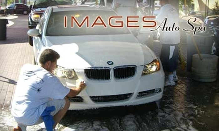 Images Auto Spa - Colonial Town Center: $10 for an Ultra Shine Wash ($22 Value) or $89 for a Bel-Air Wash ($180 Value) at Images Auto Spa
