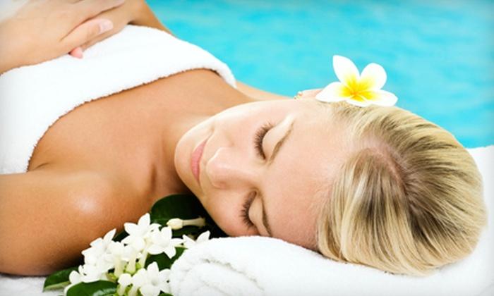 Splendor Beauty Spa - San Ramon: $70 for a Spa Outing with a Facial, Massage, and Reflexology Treatments at Splendor Beauty Spa in San Ramon ($145 Value)