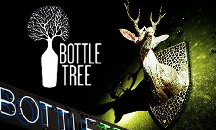 Bottletree Café - Forest Park: $5 for $10 Worth of Vegetarian Eats and More at Bottletree Café