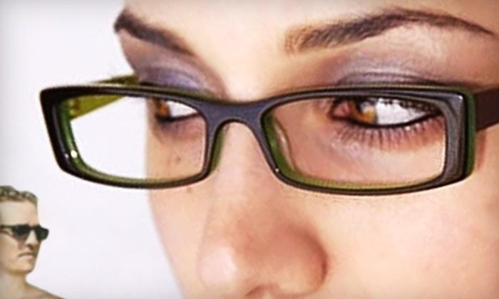 Erker's Fine Eyewear - Multiple Locations: $50 for an Eye Exam and $200 Toward Prescription Eyewear at Erker's Fine Eyewear ($319 Value)