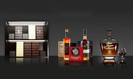 3-4 Stunden Schokoladen- und Rum-Tasting für 1 oder 2 Personen bei Schoko und Rum ab 49,90 € (bis zu 62% sparen*)