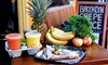 Brooklyn Crepe and Juice Bar - North Slope: Crepes, Salads, Juices, and Smoothies at Brooklyn Crepe and Juice Bar (50% Off). Two Options Available.