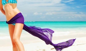 Paradise island Tanning Salon: $68 for $135 Worth of Tanning at Paradise Island Tanning