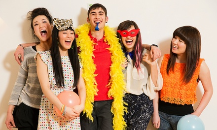 $56 for $125 Worth of Photo-Booth Rental — Edgestone Photography