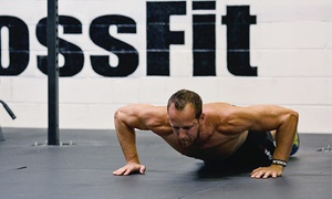 Grounded CrossFit: $59 for One Month of CrossFit Classes at Grounded CrossFit ($300 Value)
